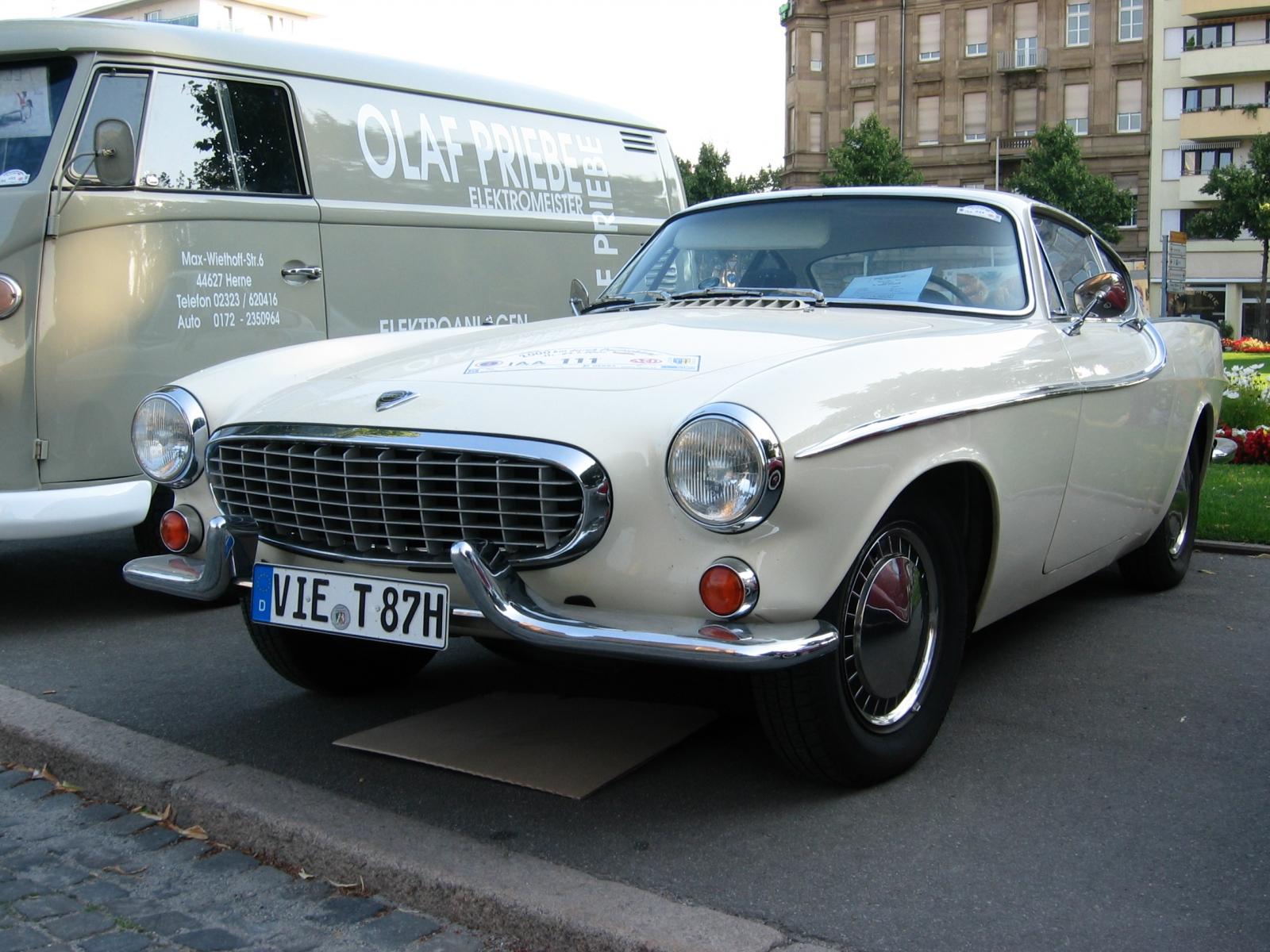 1962 Volvo Coupe www.rezbach.de
