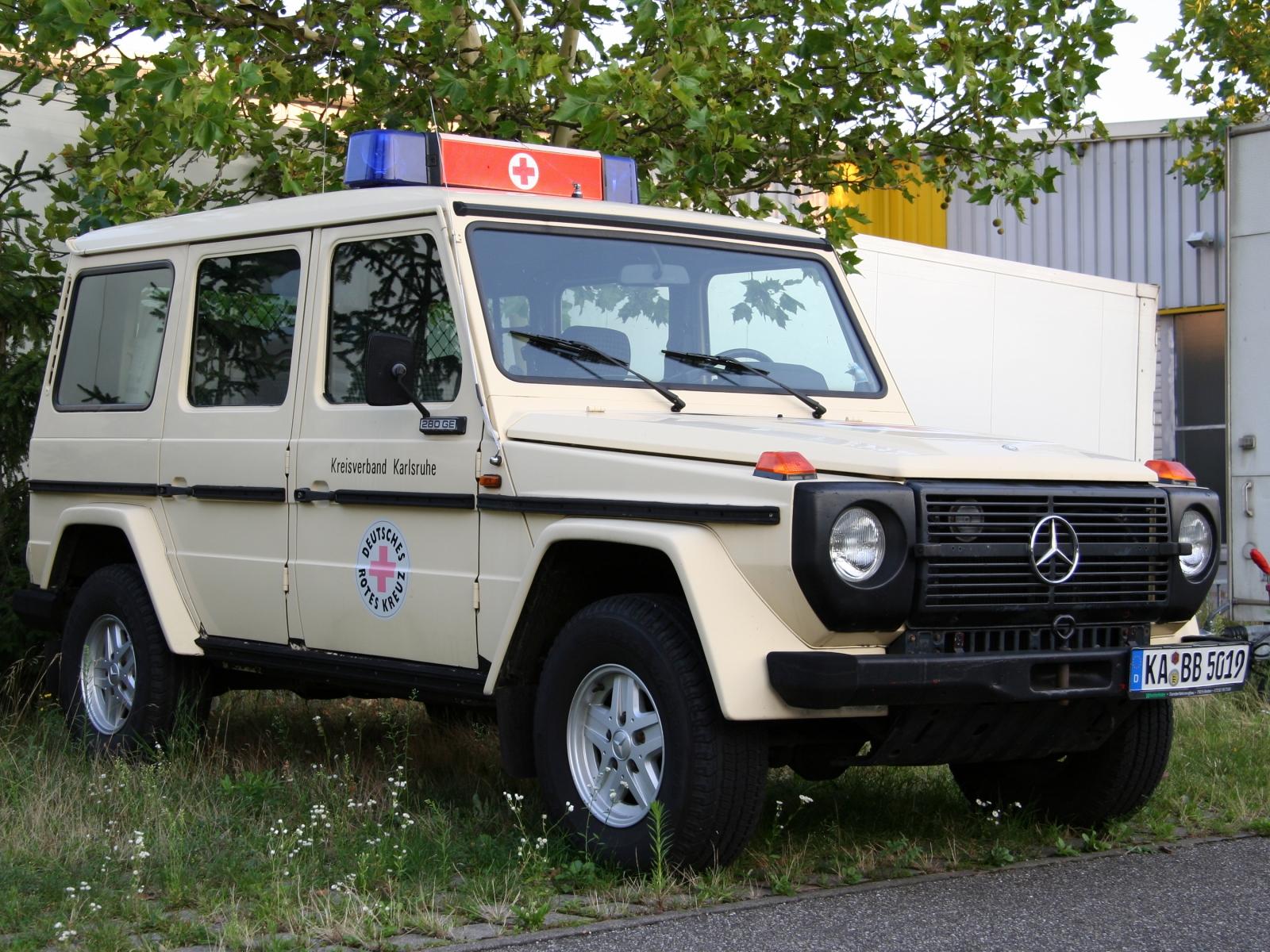 Mercedes benz 280 ge drk bildersammlung von christof rezbach for Mercedes benz 280 ge