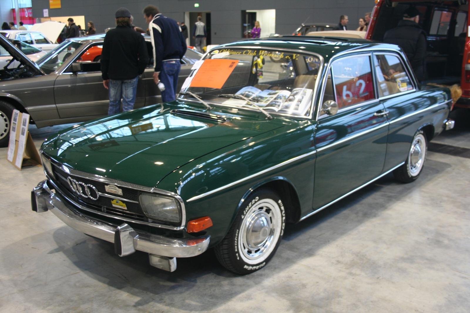Audi 60 Bildersammlung Von Christof Rezbach