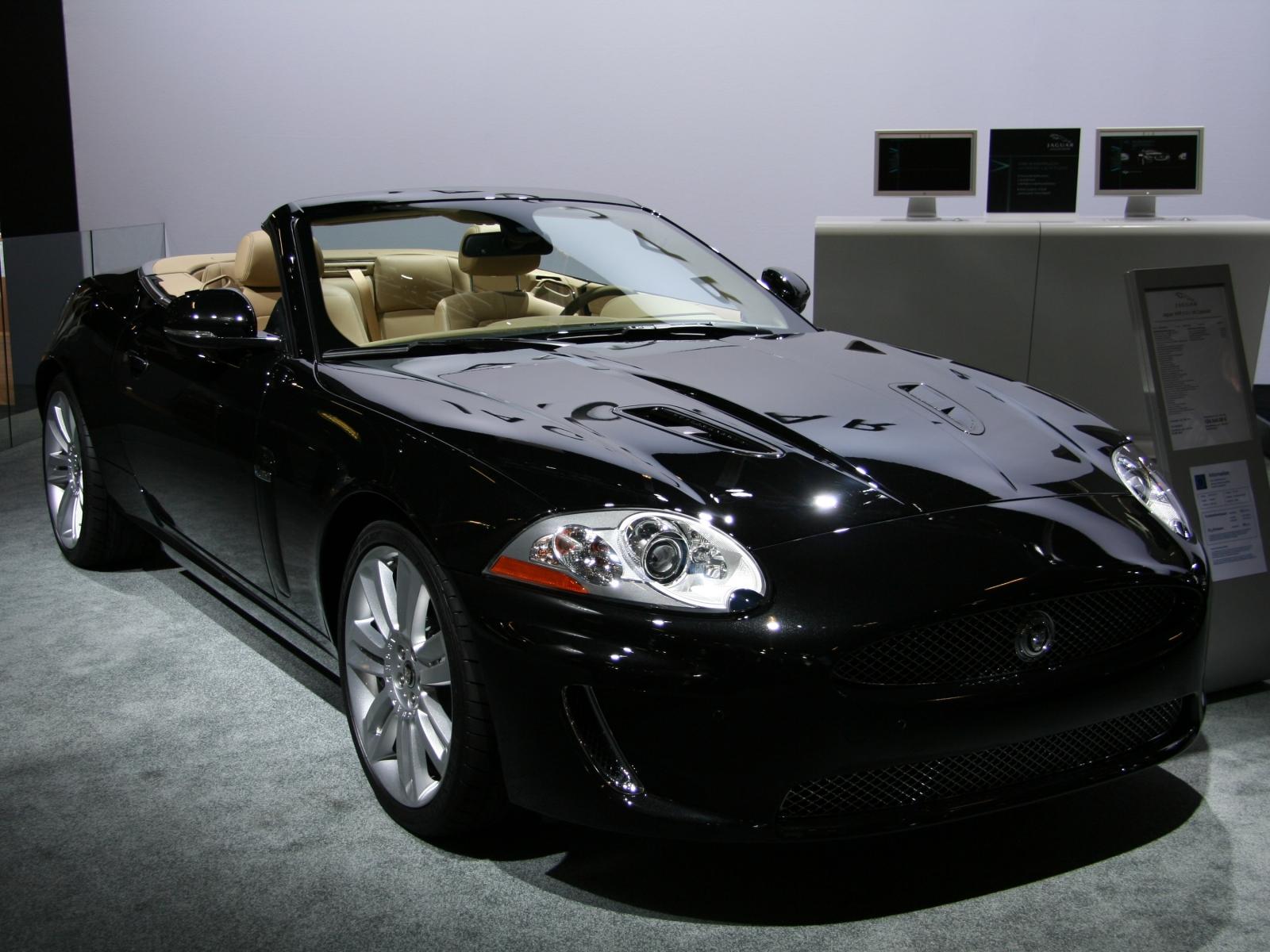 Jaguar XK R Cabriolet - Bildersammlung von Christof Rezbach